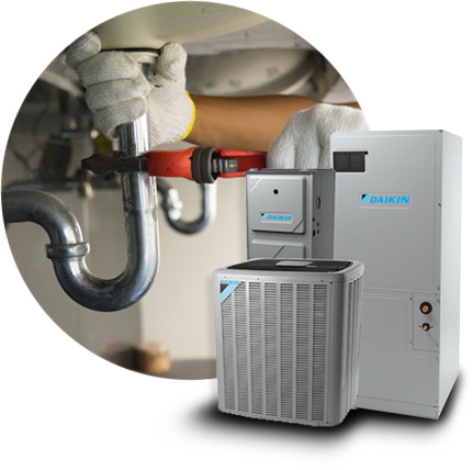 Daikin suite of products