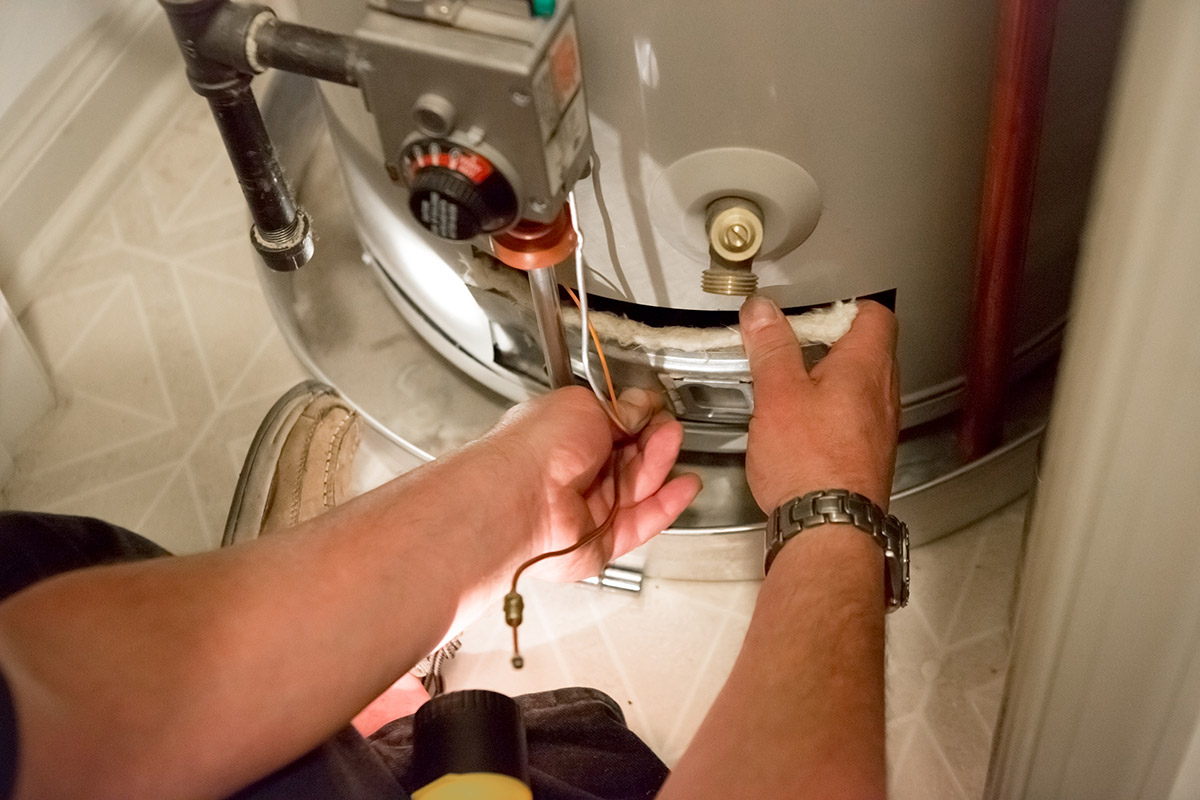 Water Heater Fix